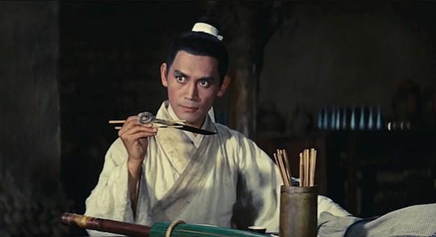 an image from King Hu's Dragon Inn